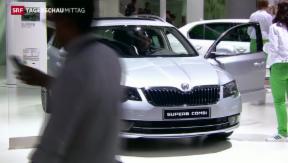 Video «Europa bereitet den Auto-Konzernen Sorgen» abspielen