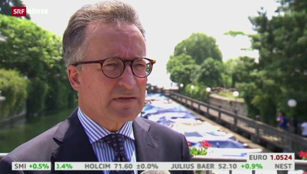 Video «SRF Börse vom 11.06.2015» abspielen