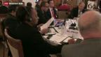 Video «Entwicklungshilfe-Gipfel am Genfersee» abspielen