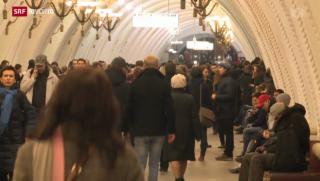 Video «Russland kämpft weiter um Krim » abspielen