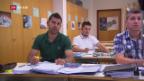 Video «Schlechte Aussichten für Menschen ohne Lehrabschluss» abspielen