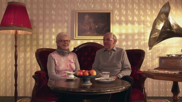 Video ««Damals und heute» - das erste Date» abspielen