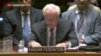 Video «Russland verneint Glaubwürdigkeit des UNO-Berichts» abspielen