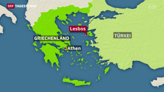 Video «Hilfsorganisationen verlassen Griechenland» abspielen