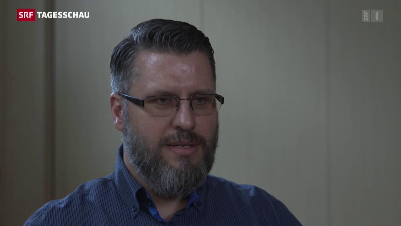 NPD-Aussteiger Maik Scheffler klärt auf