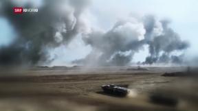 Video «FOKUS: Was geschieht mit der Nato?» abspielen