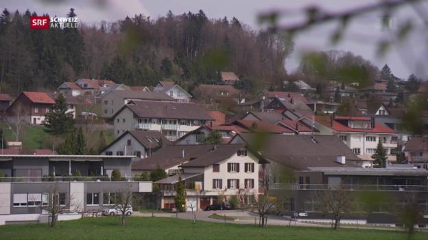 Video «Wohnungsangebot für Flüchtlinge in Oberwil-Lieli» abspielen