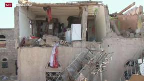 Video «Jemens Präsident auf der Flucht» abspielen