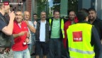 Video «Jetzt streiken die Pöstler» abspielen