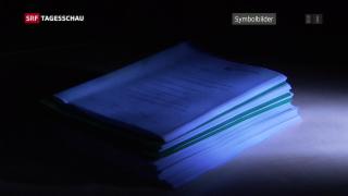 Video «Bundesanwaltschaft ermittelt in Spionage-Affäre» abspielen