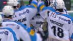 Video «Eishockey: Kloten - Freiburg» abspielen
