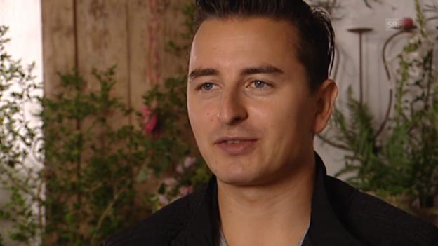 Video «Andreas Gabalier über seine Fanpost» abspielen