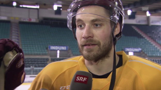Video «Interview mit Johan Fransson» abspielen