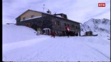 Laschar ir video «Inauguraziun da la chamona CAS en Val Maighels (Telesguard 26.01.1985)»