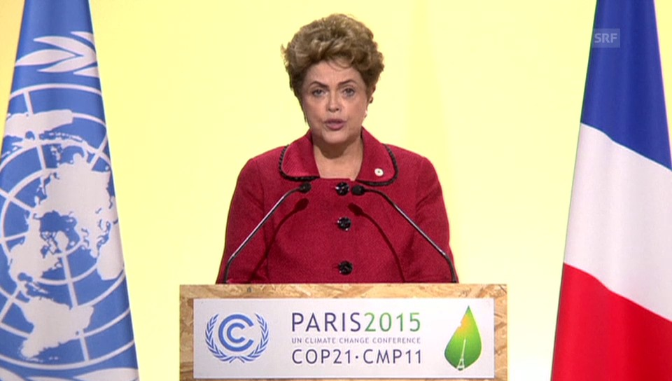 «Der Klimawandel ist eines der grössten globalen Probleme»