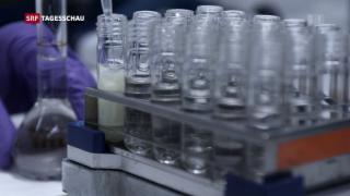 Video «Antibiotika-Forschung und Kooperation bei Antibiotika-Forschung» abspielen