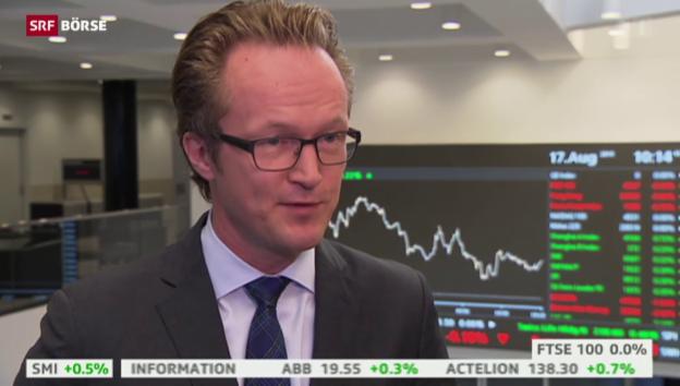 Video «SRF Börse vom 17.08.2015» abspielen