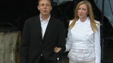 Video «Scheidungskrieg bei Mills und McCartney» abspielen