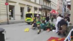 Video «Lastwagen-Terror in Stockholm» abspielen