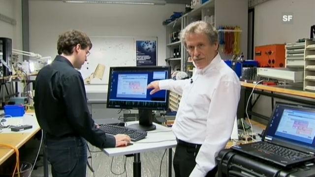 Kassensturz e-Banking Test: Trojaner