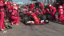 Link öffnet eine Lightbox. Video Vettel siegt dank guter Boxenstopp-Strategie abspielen
