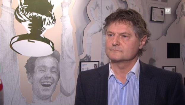 Video «Interview mit Ancillo Canepa zur Entlassung von Rolf Fringer» abspielen