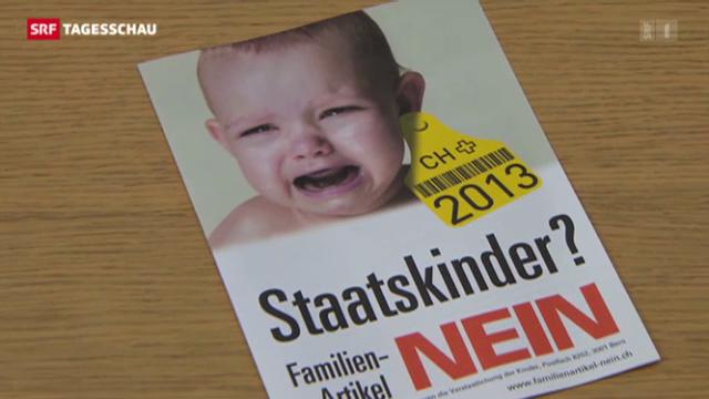 "Gegen ""Verstaatlichung der Kinder"""