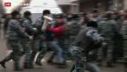 Video «Putin-Kritiker verurteilt» abspielen