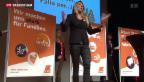 Video «Die CVP setzt im Wahlkampf auf ihr Kerngeschäft» abspielen
