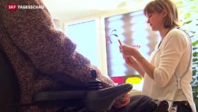 Video «Zuhause alt werden liegt im Trend» abspielen
