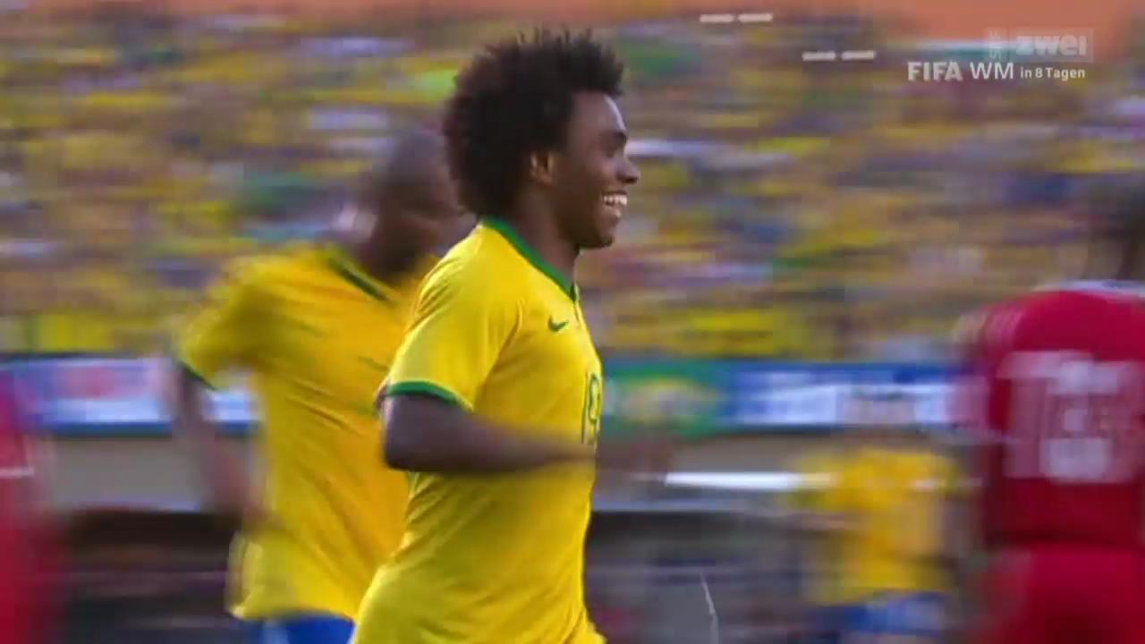 Fussball: Testspiel Brasilien - Panama