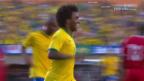 Video «Fussball: Testspiel Brasilien - Panama» abspielen