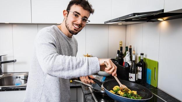 Video ««Männerküche» (2/5): Fabiano De Gani» abspielen