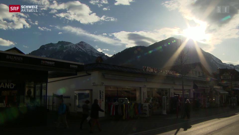 Pläne von Skiflügen nach Bern sind am Boden