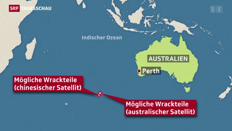 Neue Hinweise bei Suche nach Flug MH370