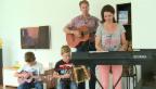 Video «Marcel Schweizer im Kreise seiner Familie» abspielen