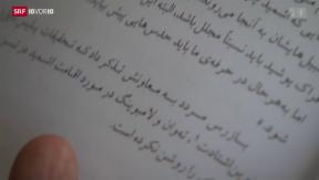 Video ««Der Besuch der alten Dame» auf Persisch» abspielen