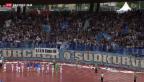 Video «Vierter Saisonsieg für Zürich» abspielen