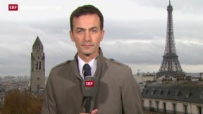 Video «Schärfere Sicherheitsmassnahmen in Frankreich» abspielen