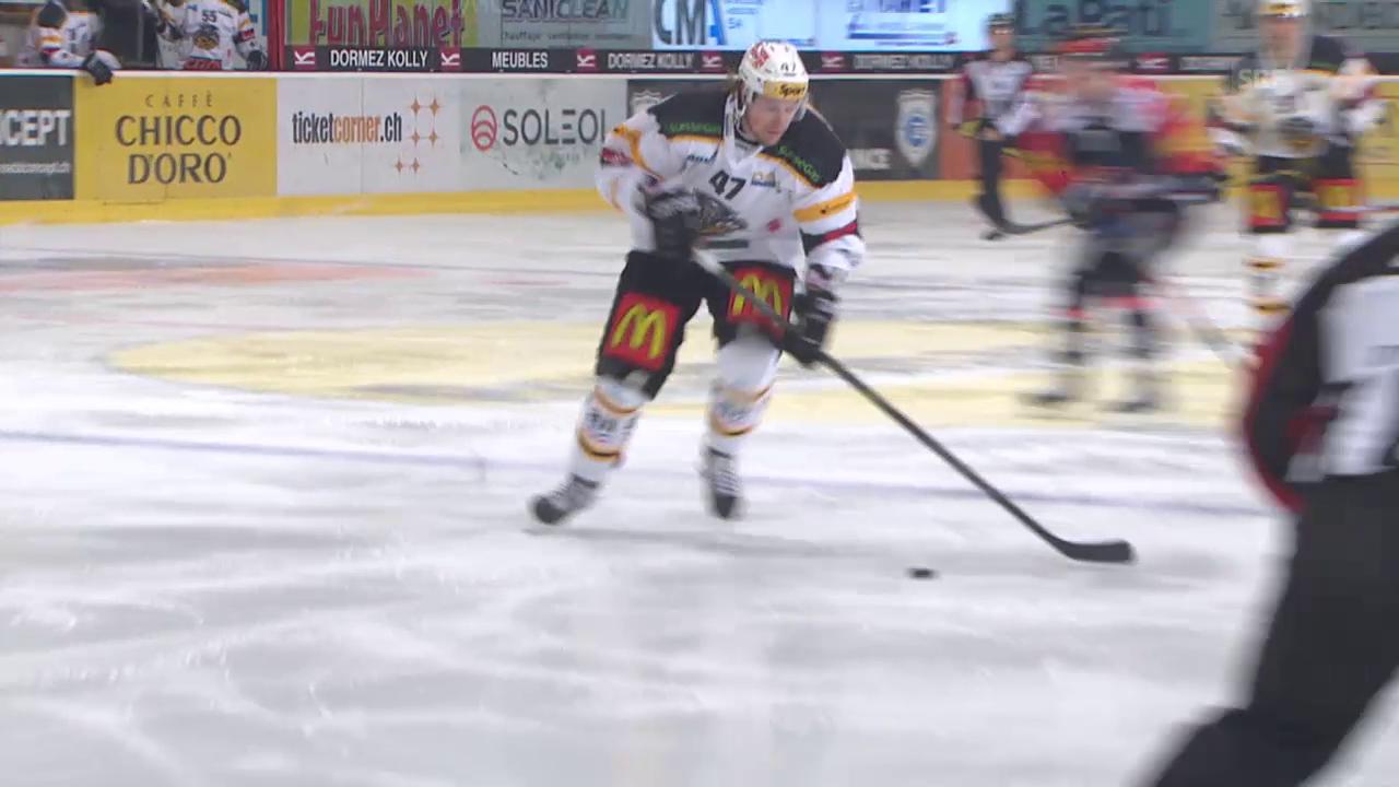 Eishockey: Marco Maurers Tore in der Saison 14/15