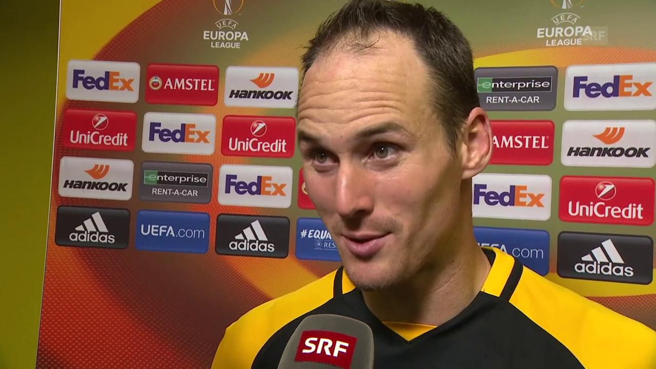 Von Bergen: «Schade, jetzt müssen 6 Punkte her»