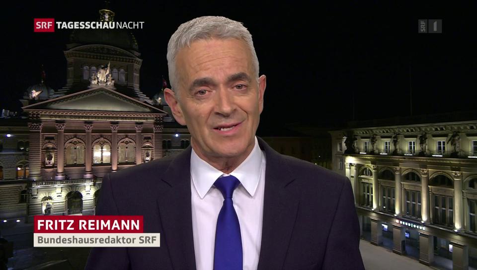 SRF-Redaktor Reimann zum AHV-Kompromiss