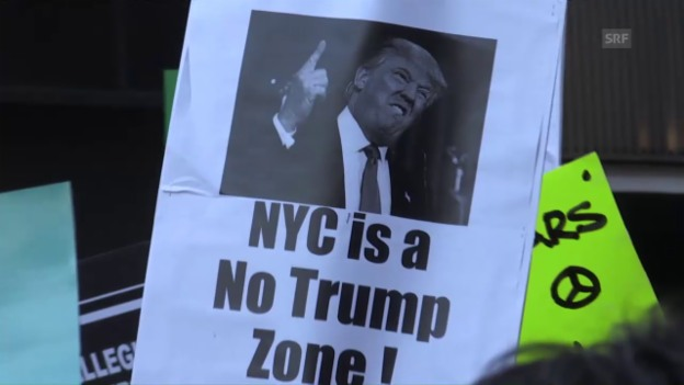 Video ««NYC is a No Trump Zone»» abspielen