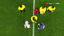 Link öffnet eine Lightbox. Video Polen - Kolumbien: Die Live-Highlights abspielen
