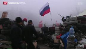Video «Obama und Putin diskutieren Ukraine-Krise» abspielen