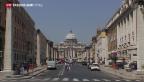 Video «Talfahrt bei italienischen Problembanken» abspielen