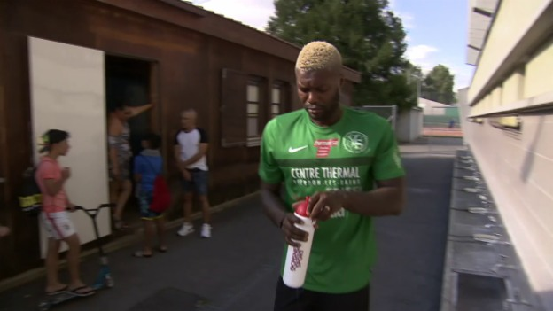 Video «Djibril Cissés neue Welt in Yverdon» abspielen