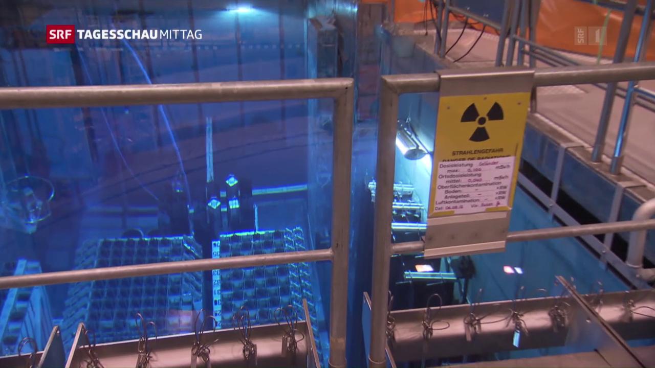 Bundesrat sagt Nein zur Atomausstiegs-Initiative