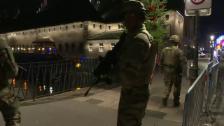 Link öffnet eine Lightbox. Video Schüsse in der Innenstadt von Strassburg abspielen
