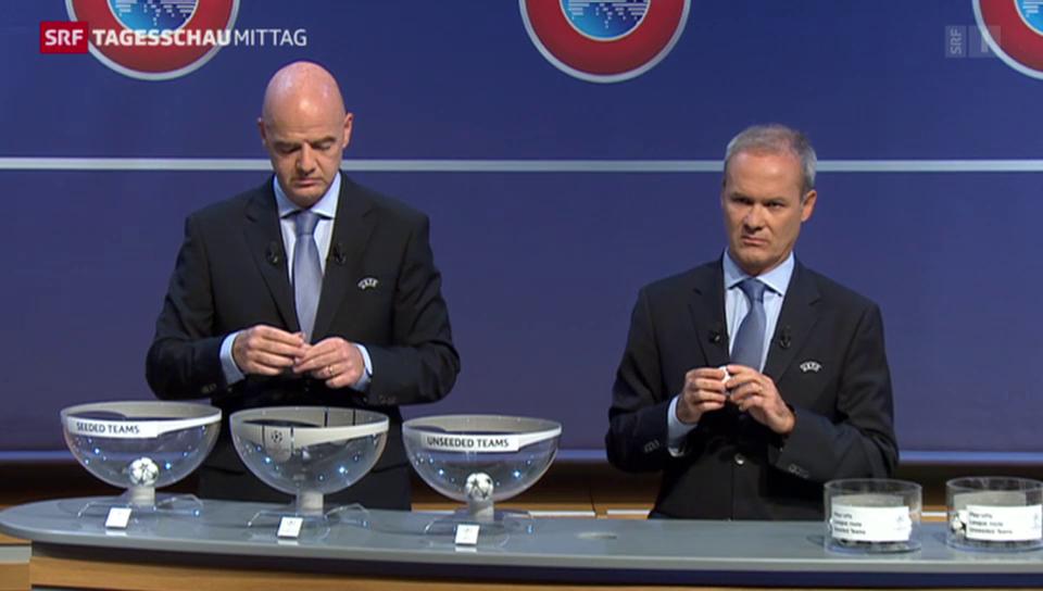 Champions League : Basel gegen Tel Aviv